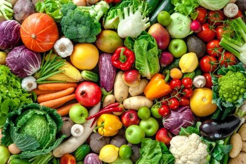 لاغری با مصرف سبزیجات